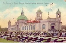 THE PROVINCE OF ONTARIO BUILDING CANADIAN NATIONAL EXHIBITION TORONTO 1930