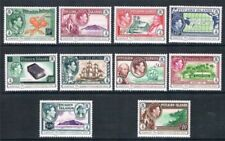 10 Stamps British Colonies & Territories Postage Stamps