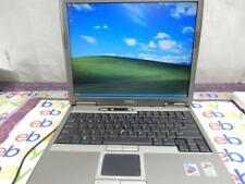 Dell Latitude D610 Laptop intel 1.6Ghz 1GB Mem 80GB HDD DVD/CDRW WinXP Complete