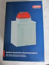Aussensirene ABUS SG 1650 , Optisch-akustischer Signalgeber, NEU & OVP