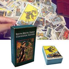 Smith-Rider-Waite-Tarot-Deck-Vintage-Original-Card-Cards-Set-Sealed-78pcs-Set