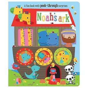 Noah's Ark | Dawn Machell | Board Book | Brand NEW