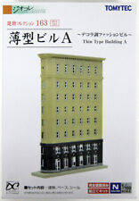 Tomytec (Building 163) Flat Building A 1/150 N scale