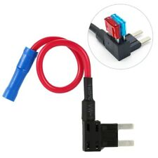 12V Car Add-A-Circuit Fuse Tap Adapter Mini ATM APM Blade Fuse Holder