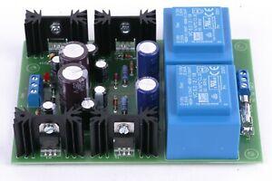 2 Fach Netzteil für Hochempfindliche Vorverstärker-Tubeland Bausatz +/-24V 70 mA