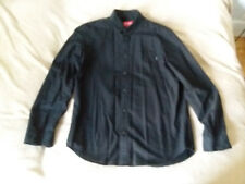 OG Supreme Oxford Shirt Black Large