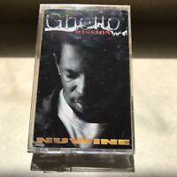 NUWINE Ghetto Mission Cassette Tape 2000s Music Tape Nuwine ghetto mission
