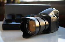 Phase One P40+ Digital Back 645DF+ Medium Format, Mamiya 55mm-110mm f4 Included