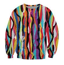 New Fashion Mens/Womens hip-hop Biggie Smalls cozy 3D Print Sweatshirt UKS25