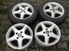 3 Alufelgen King Condor 3,KBA 43161, **7x15 ET35,LK 4x100,Für Audi,VW, Ford usw!