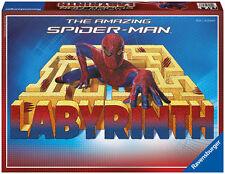 Ravensburger The Amazing Spider Man Labyrinth Legespiel Schiebespiel Kinderspiel