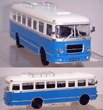 AUTOCAR SAN H-100 BUS (1967) POLOGNE/POLAND DeAgostini Kultowe Auta - 1:72 (IXO)