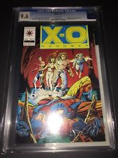 X-O Manowar #4 Valiant Comics CGC 9.6 0140737004 Pre-Unity VF.com Collection