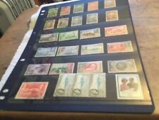 Barbados Mixed Stamps Lot