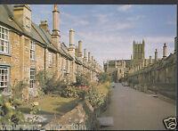 Somerset Postcard - Vicar's Close, Wells c.1348 -   RR81