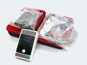Remove Patient Monitoring pulse oximeter blood pressure ECG