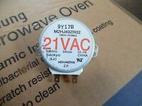 Drehtellermotor Sankyo 9Y17B AC 30V, 50/60Hz, 5/6 r/min, 3W für Mikrowelle