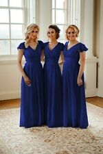 Formal Long Evening Ball Gowns Party Cocktail Prom Bridesmaid Dress Size 6-24