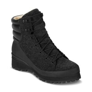 The North Face Women Cryos Hiker Wool Boots W Vibrant Rubber Sole MRSP $450 SZ 8