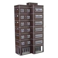 Outland Models Train Railway Modern Tall Business Building Office HO OO Gauge