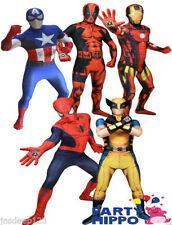 Morphsuits Superhero Unisex Fancy Dress