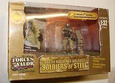 1:32 Forces of Valor Capt. Rocha 3rd Battn 5th Marine Regt USMC Baghdad Figure