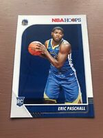 2019-20 NBA Hoops Basketball: Eric Pachall Rookie Card
