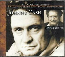Johnny Cash & Boxcar Willie