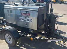 Lincoln Electric K2409 5 Rp1 Towable Weldergenerator Only 141 Hours