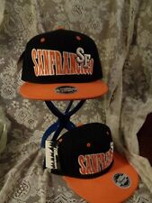 NWT SF San Fransisco Giants Baseball Cap Downtown Snap Back Original MLB NEW