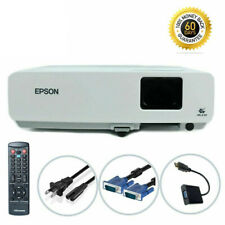 Epson PowerLite 83+ Multimedia Projector with cables & remote