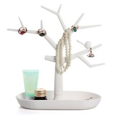 Jewelry Necklace Ring Earring Tree Stand Display Organizer Holder Show Rack PF