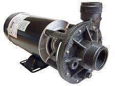 "Spa Hot Tub Pump - Aqua Flo 2hp, 2 Speed, 230 Volts, 1.5"" Side Discharge, BN51"