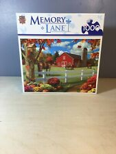 Master Pieces Memory Lane 1000-Pc Jigsaw Puzzle-'Pastures of Chance'