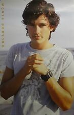 Orlando Bloom 23x34 Standing On The Beach Poster 2003