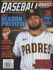 Baseball Digest March/April 2021