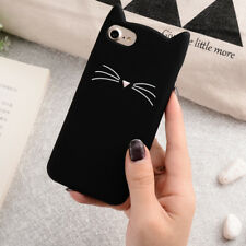 Phone Case For IPhone X 7 6 3D Cute Cartoon Cat Ear Silicone Phone Cover