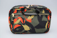 Tumi Voyageur Madina Lily Abstract Floral-Print Cosmetic Case NEW NWT