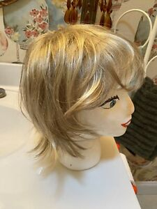 "Paula Young ""Beautiful"" hair piece Pull Through Cap Integrate Your Hair Volume"