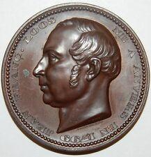 1859-Belgique-Médaille de J.F. Loos-Le Maire d'Anvers