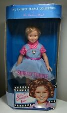 Vintage Shirley Temple Danbury Mint Doll Rebecca of Sunnybrook Farm Mint in Box