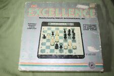The Excellence Computer Electronic Chess Champions Game Fidelity International .