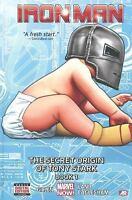 Iron Man, Vol. 2: The Secret Origin of Tony Stark Gillen, Kieron Good