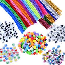 EpiqueOne 750 Pieces Kids Art & Craft Supplies Assortment Set