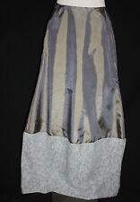 ..MUNTHE PLUS SIMONSEN COPENHAGEN Women's Iridescent Lined Skirt ITALY 2 #828