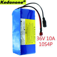 Li-ion Battery 36V 10AH Volt Rechargeable Bicycle 500W E Bike Electric Li-ion