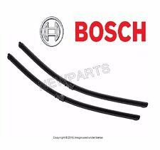 Mercedes Front Wiper Blade Set Left / Right oem Bosch 2128201745 new
