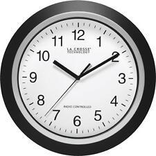 "La Crosse Technology 12"" Atomic Wall Clock"