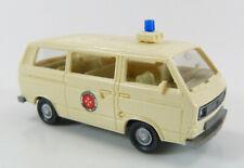 VW Bus T3 Krankenwagen Johanniter Unfallhilfe Wiking 1:87 H0 ohne OVP [SU4-A4]