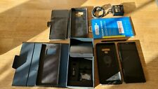 Immaculate Samsung Galaxy Note9 SM-N960 - 128GB  Black (O2) and accessories